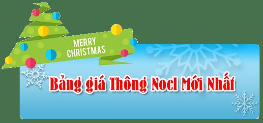 bang gia tong noel 2016